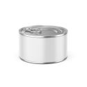 Steel Food Cans With Easy Open Ends